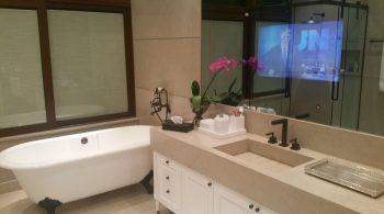 tv para Banheiro